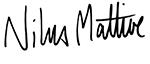 Nilus Mattive signature